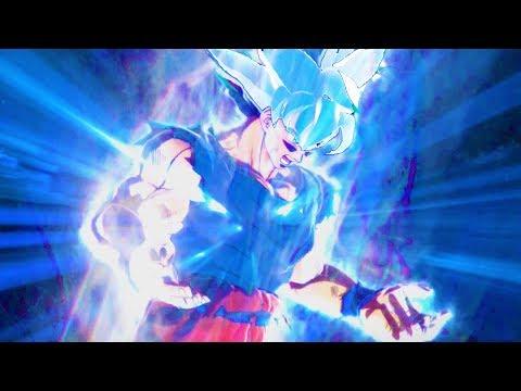 Dragon Ball XENOVERSE 2 DLC 6 SECRET STORY BOSS: MASTERED ULTRA INSTINCT GOKU Gameplay (ENGLISH DUB)