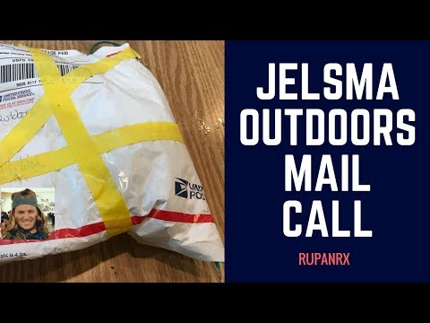 Suspicious Mail Call from Jelsma Outdoors