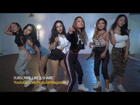 Xxx Mp4 Dance Challenge Level Up ECHA Frauen MUTIA Ayu Feat Miss POPULAR Dance 2018 3gp Sex