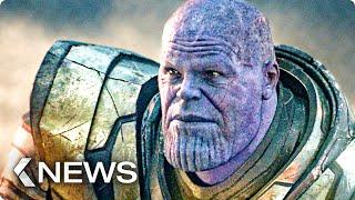 The Hunger Games Prequel, Avengers: Endgame Re-Release, The King's Man... KinoCheck News