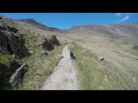 Yr Aran . Snowdonia. A quiet alternative to Snowdon.