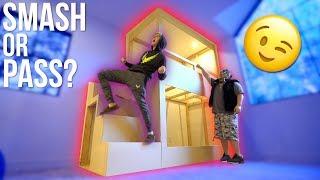THE NEW SMASH ROOM!