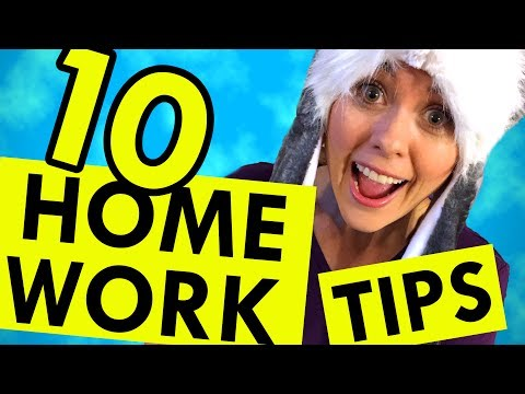 How to Homework: Top 10 Tips for ADHD Success