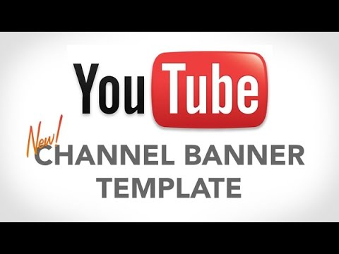 How To Make A YouTube Banner Without Photoshop!