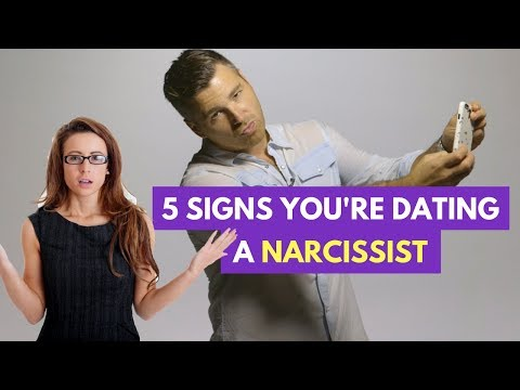 5 Signs You're Dating a Narcissist