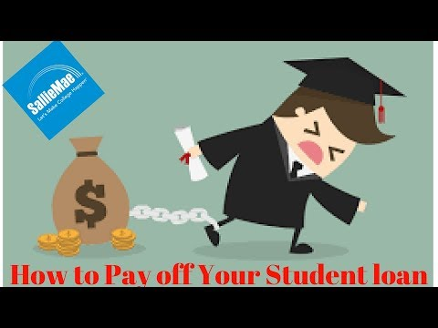 How to pay off your student loan