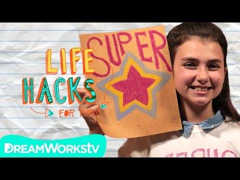 Cray Cray Crayon Hacks | LIFE HACKS FOR KIDS