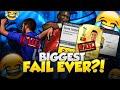 BIGGEST FAIL EVER! RONALDO DISCARDED!