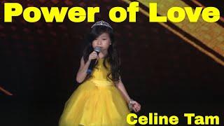Celine Tam - Power of Love - Special Performers of 慈善Sing戰