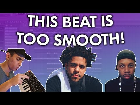 MAKING A SMOOTH BOOM BAP BEAT - HOW TO MAKE A BOOM BAP BEAT IN FL STUDIO 12