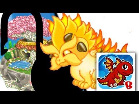 DragonVale Breeding Unlock: Sun Dragon