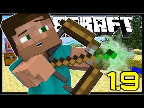 Minecraft 19 How To Make Potion Arrows Lucky Potion End Crystal Craft