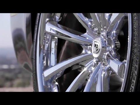 Lexani Rims - Concave CVX 55 22
