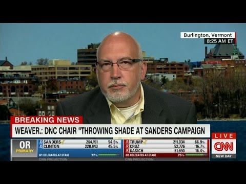 Sanders campaign manager criticizes Dem party chair