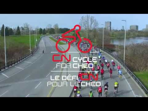 CN Cycle for CHEO – Join us!