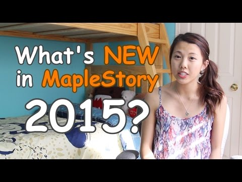 What's NEW in MapleStory 2015? (For Returning Players)