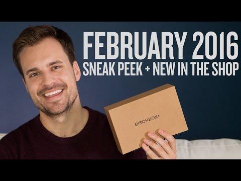 February 2016 Sneak Peek + New in the Shop