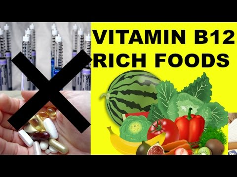 VITAMIN B12 FOODS List In Hindi/TOP 18 MAGICAL FOODS Rich In Vitamin B12/NO NEED OF SUPPLEMENTS