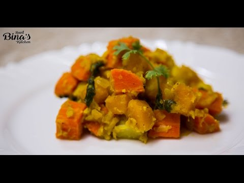 Vegetable Tagine by Aunt Bina's Kitchen