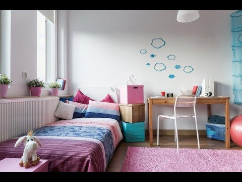 Bedroom Teen Girl Decorating Trends 2018: 20 Fascinating Ideas You'll Love!