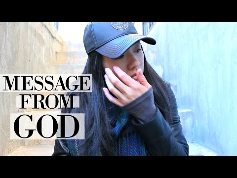 I GOT A MESSAGE FROM GOD - this is the answer you are looking for.