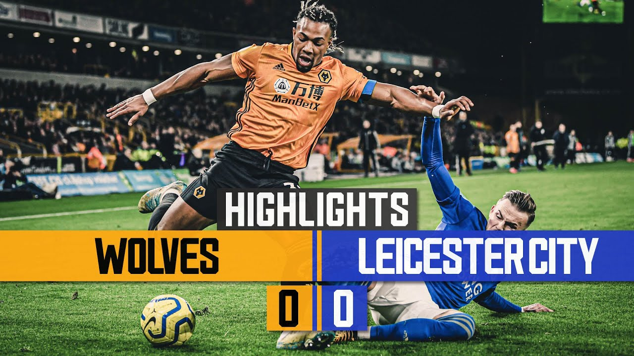VAR denies Boly at Molineux! | Wolves 0-0 Leicester City | Highlights