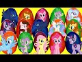 MY LITTLE PONY MLP Playdoh Egg Toy Surprises Toys Unlimited