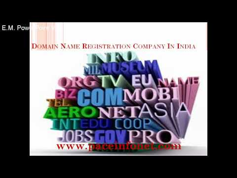 Domain Name Registration Company In India - Domain Name Registration Company in Mumbai