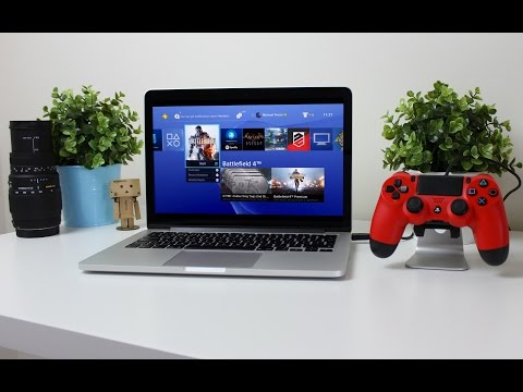 Play your Playstation 4 on Mac or PC (Remote Play Review)
