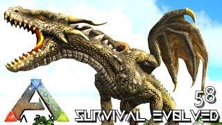 ARK: SURVIVAL EVOLVED - GIANT CELESTIAL SEEKER MONSTER E56