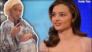 Así Reacciono La Ex Esposa De Orlando Bloom A La Foto De Katy Perry Embarazada
