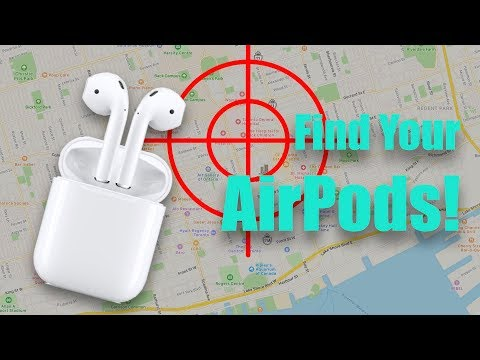Find Your AirPods!