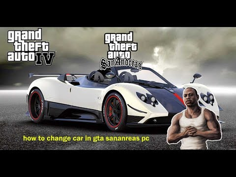 How to change car in Gta san andreas pc use img tool  car mods,bike,plans,train,jetpack,halicopter