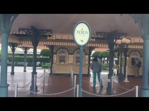 【TDL Tip】How to go to Tokyo Disneyland from JR Maihama Station