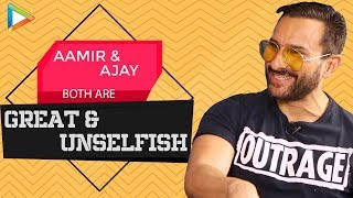 SRK Ya Akshay Kumar ? Who Has Better Sense Of Humour? Saif's Honest Answer Is…  Rapid Fire