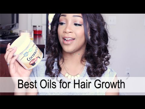 Hair Growth tips for Growing Long Relaxed Hair | Best oils for Hair Growth