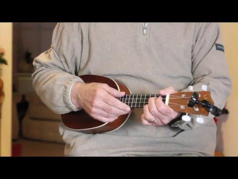 How to strum a ukulele without hurting your fingers