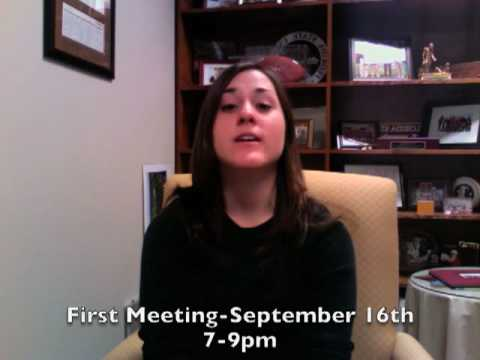 09.14.09 SAA Vlog - First Meeting Invite
