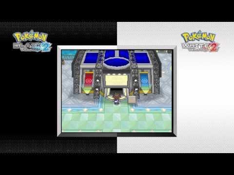 Pokémon Black Version 2 and White Version 2 - July Trailer