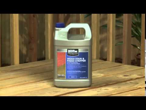 How To Prepare a Deck to Use BEHR PREMIUM DeckOver®