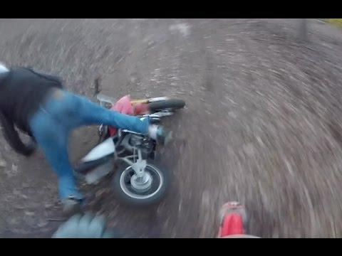 Dirtbike Fail