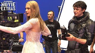 Go Behind the Scenes of Valerian and the City of a Thousand Planets (2017)