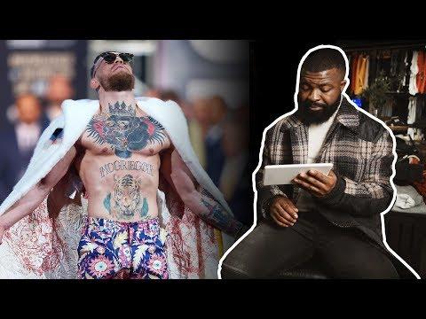 Conor McGregor Style Breakdown (UFC/Boxing Fashion)