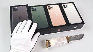 iPhone 11 Pro Unboxing - Ultimate Apple Smartphone? (Minecraft & Fortnite Gameplay)