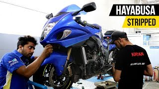HAYABUSA fuel problems and fixing | Music Jinni