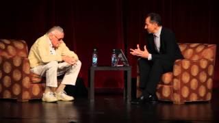 Stan Lee on Marvel vs. DC and Superheroes