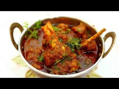 Instant Mutton Gravy Recipe/How To Cook Mutton Curry(Hindi)