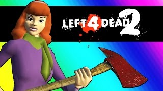 Left 4 Dead 2 - Scooby Doo Edition! (Mods & Funny Moments)