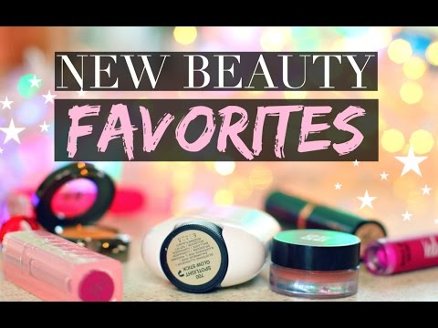 4 GREAT NEW BEAUTY PRODUCTS