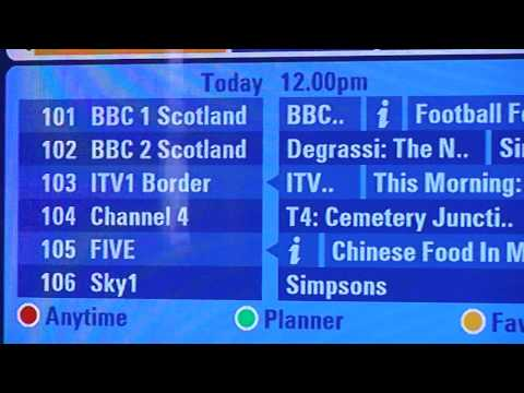 itv1 hd in scotland
